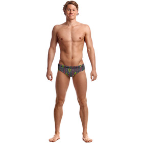 Funky Trunks Classic Briefs Men kite runner
